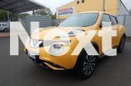 2015 Nissan Juke F15 Series 2 N-SPORT X-TRONIC AWD