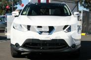 2015 Nissan Qashqai J11 TI Ivory Pearl 1 Speed Constant