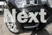 2016 BMW X3 F25 LCI xDrive30d Steptronic Black Sapphire