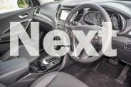2017 Hyundai Santa Fe DM5 MY18 Elite Platinum Silver 6