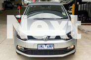 2017 Volkswagen Polo 6R MY17.5 66TSI DSG Urban Silver 7