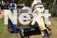 3.9 Seajay 40 hp Johnson