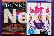 5 Movies Including Dune & Mulholland Drive [Price is