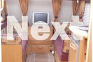 ABBEY Spectrum 535i 4 Berth Caravan with Island Bed &