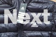 Adidas Lightweight Fleece Down Jacket