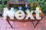 Antique Display Table for Jewellery, Watches,