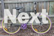 Bicycle / Bike – Fixie - Freewheel 700cm