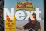 BILLY CONNOLLY SERIES WORLD TOUR AUSTRALIA & NEW