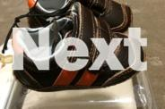 BNIB Size 1 Pre Walker Baby Shoes