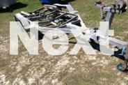 Boat Trailer. Large Solid Metal Unregistered