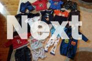 Boys clothes mixed lot Size 0-3. 83 items. GC