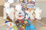 Boys kids Toys lot, Bubble Stomp Rocket, plush Dinosaur