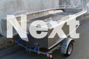 BRAND NEW STESSCO CATCHER FL430 BOAT, TRAILER, TOHATSU