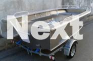 BRAND NEW STESSCO CATCHER FL450 BOAT, TRAILER, TOHATSU