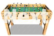 Brand New Wooden Foosball Soccer Table for SMALL ROOM