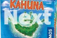 Carcassonne and Kahuna board games