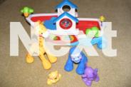Collection of Fisher Price toys for 6mths +