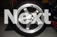 COMMODORE 17 x 8 RIMS AND BRAND NEW TYRES 235/45/17