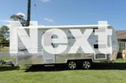 COMPLETELY Renovated Millard Caravan