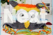 Delightful Hand-crocheted Owl Beanies – Girls and Boys