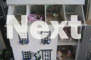 Dolls House Hand Made.