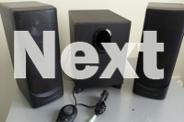 Edifier 2.1CH PC multimedia speaker system