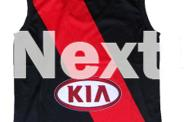 Essendon Youth Guernsey-Sleeveless-NEW! (8, 10, 12, 14