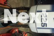 Evinrude 225hp Ocean Pro complete outboard engine,