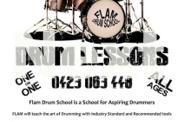 Flam! Drum School