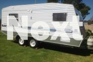 FOR SALE Olympic Triathlete Off Road Caravan 2004