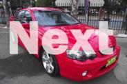 FORD FALCON XR6 BF MKII   2007