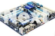 Gigabyte GA-P55-UD3R Socket 1156 Motherboard - Faulty