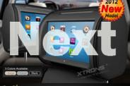 Head rest DVD player . 2x7 inch & 2x9 with 6 months