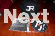 HOME AND AWAY FANS ..SIGNED JOHNNY RUFFO CD AND HATS