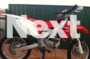 HONDA CRF250R 9  2009