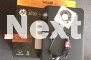 HP DeskJet 3520 All-in-One