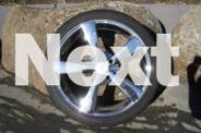 Hyundai Chrome Wheels 7x17 Coupe SX FX