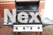 Jackaroo Grange 4 burner + side burner