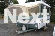 JAYCO EAGLE 12ft 4 x 7ft