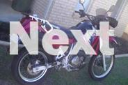 Kawasaki KLR 650 Excellent Condition