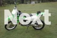 KAWASAKI KLX400R B3  2005