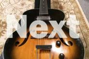 Kay Roy Smeck 1960s Vintage Archtop Guitar Electric