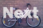 Kent Dual-Suspension mountain bike 24