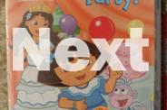KIDS DVD'S ( DORA the EXPLORER) & ( TELETUBBIES ) WILL