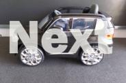 KIDS RIDE ON VEHICLE TOY - AVIGO 6V BMW X5 BLACK WITH