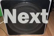 Logitech Z4 computer/audio speakers