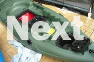 Malibu Mini X - Fishing Kayak 4 rod holders 2