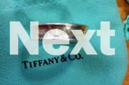 Men's Tiffany & Co Classic Ring Size 11