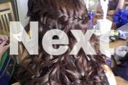 MOBILE HAIRDRESSER FOR WEDDINGS / BALLS OR ANY SPECIAL
