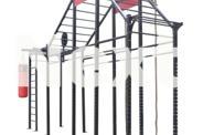 MONSTER Cross Training Rack Power Rack Pull UP Rigs